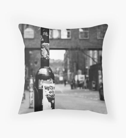 SUBLIMINAL II Throw Pillow