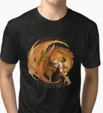 The Seven Deadly Sins :Sin Of Warth Meliodas  Tri-blend T-Shirt