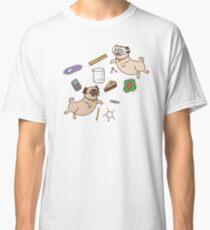 STEM Pugs Classic T-Shirt
