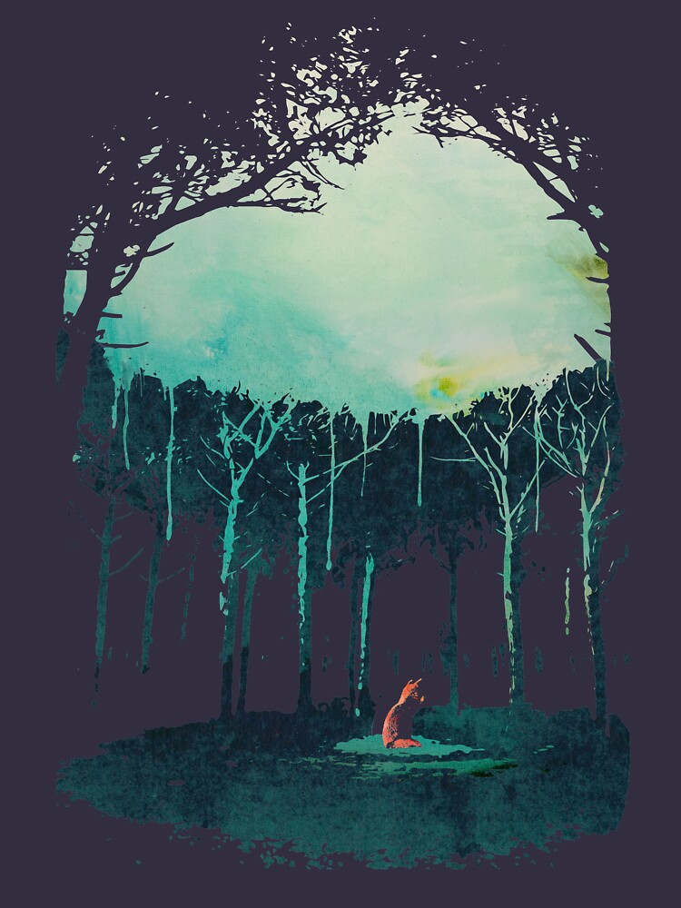 Deep in the forest | Unisex T-Shirt