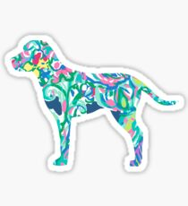 Ocean Dog Sticker