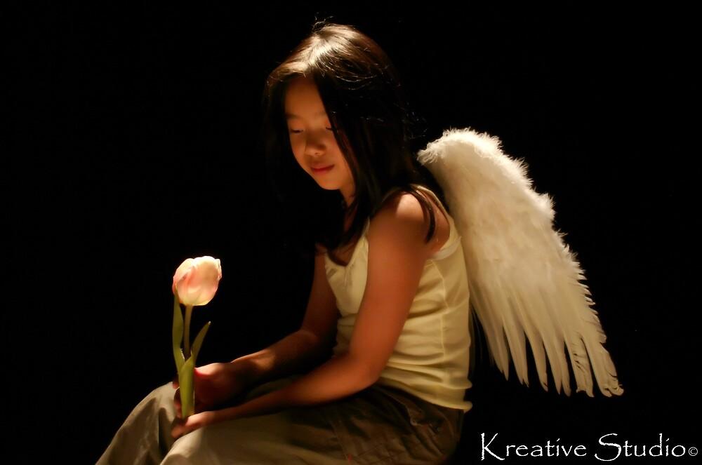 Angel  by visage