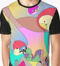 Agaric Graphic T-Shirt