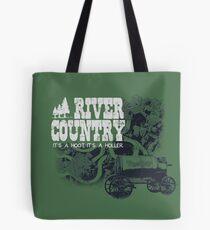River Country - Es ist ein Hoot Es ist ein Holler! Tote Bag