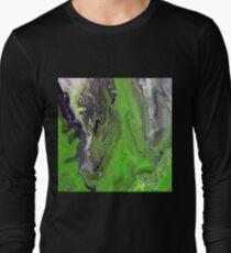 Gaspeite Long Sleeve T-Shirt