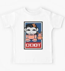 Opso Yo & Epo O'BABYBOT Toy Robot 2.0 Kids T-Shirt