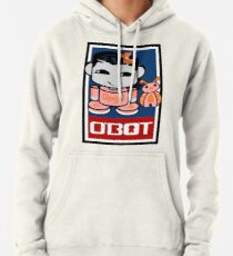 Opso Yo & Epo O'BABYBOT Toy Robot 2.0 Pullover Hoodie