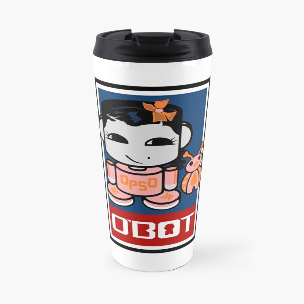 Opso Yo & Epo O'BABYBOT Toy Robot 2.0 Travel Mug