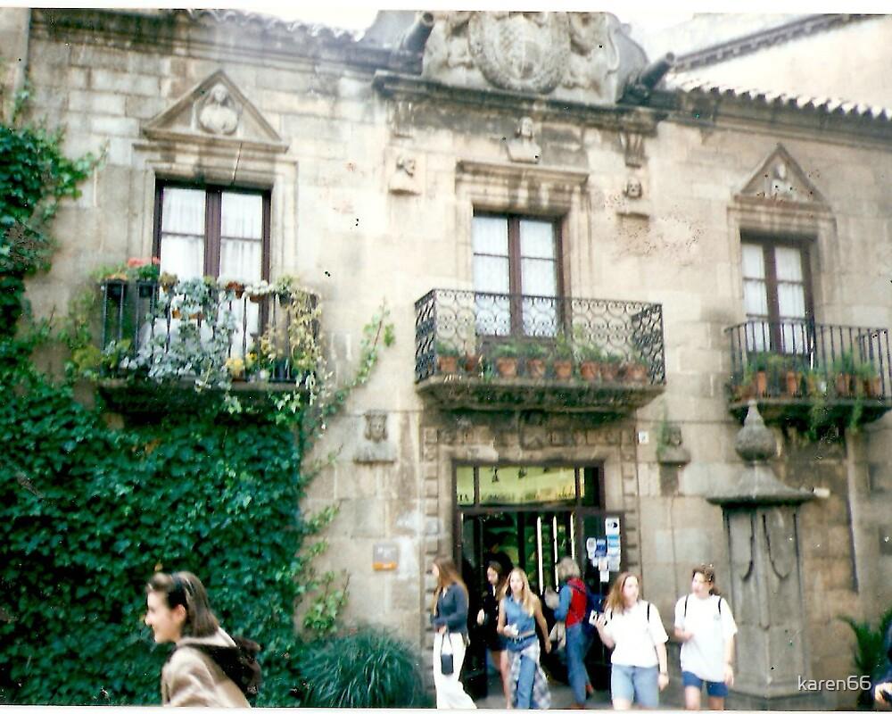 Spainish Beautiful Building by karen66