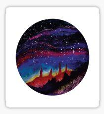 Surrealist Utopia Sticker