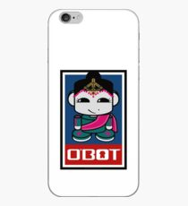 Kata O'BABYBOT Toy Robot 2.0 iPhone Case