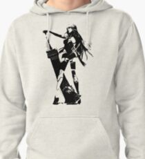 Weathered A2 Nier Automata Pullover Hoodie