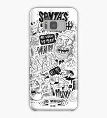 Santa's Little Workshop of Horrors Samsung Galaxy Case/Skin