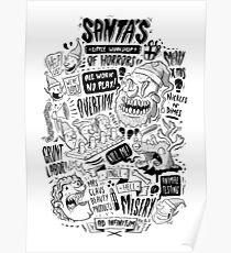 Santa's Little Workshop of Horrors Poster