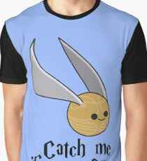 Catch me if you can! Graphic T-Shirt