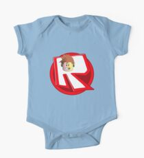 roblox logo One Piece - Short Sleeve