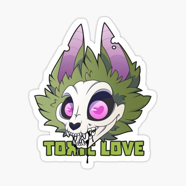 Toxic Love Sticker