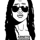 Arnetta Johnson & S.U.N.N.Y by Arnetta Johnson