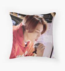 Johnny ✍️ Throw Pillow