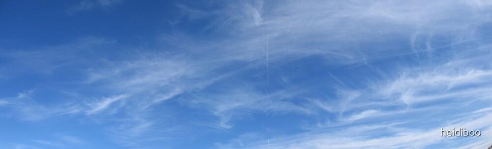 Odd Sky by heidiboo