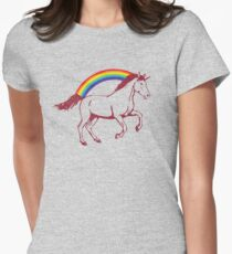 Laura's Shirt (updated) Womens Fitted T-Shirt