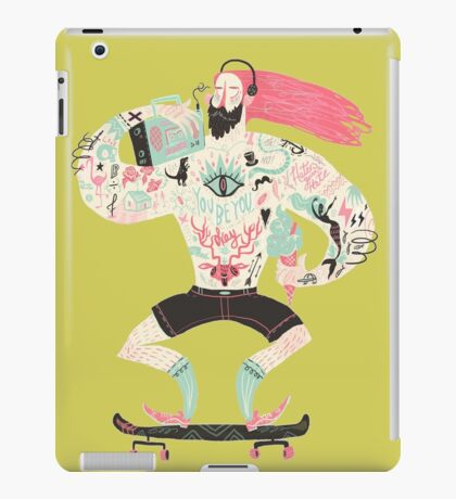 YOU BE YOU iPad Case/Skin