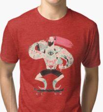 YOU BE YOU Tri-blend T-Shirt