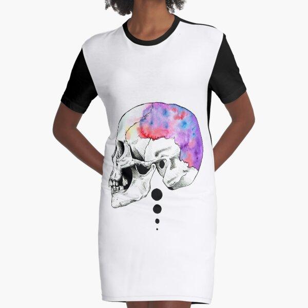 Pensamientos creativos. Vestido camiseta