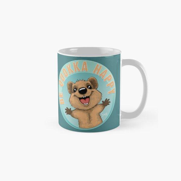 Be Quokka Happy Classic Mug
