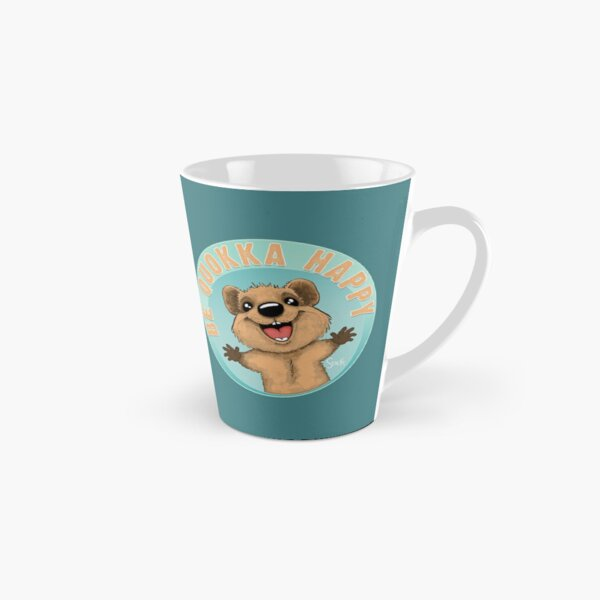 Be Quokka Happy Tall Mug