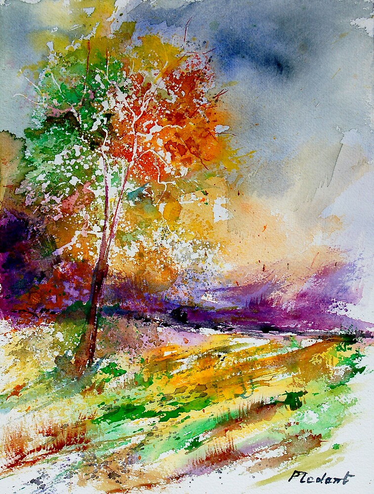 watercolor 100507 by calimero