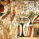Egyptian art by annalisa bianchetti