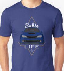 Subie life Blue T-Shirt