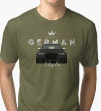 Premium German Style Tri-blend T-Shirt