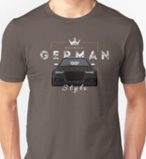 Premium German Style Unisex T-Shirt