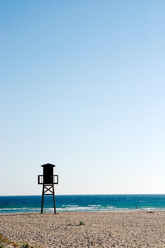 Beach, Los Atunes, SP by Rudolf