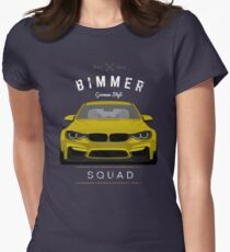 Bimmer Squad Women's Fitted T-Shirt