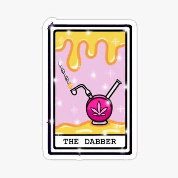 THE DABBER Sticker