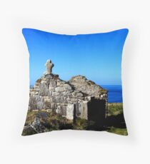 St.Helens Oratory Throw Pillow