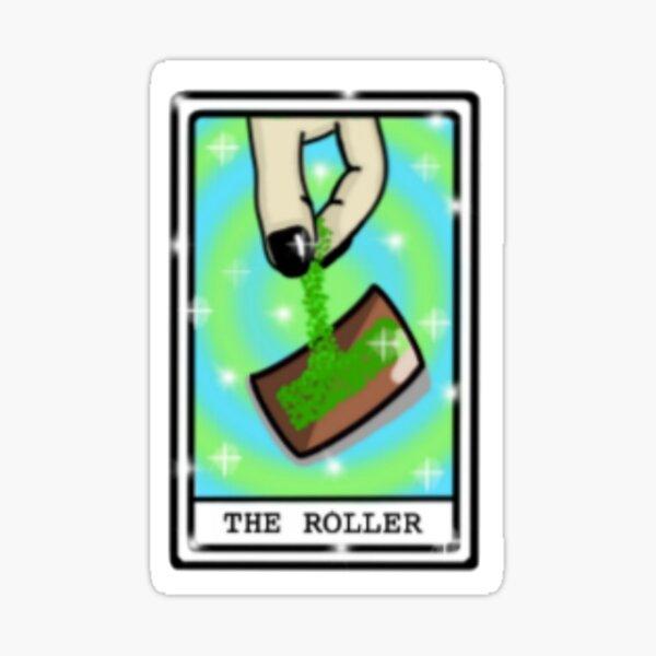 THE ROLLER Sticker