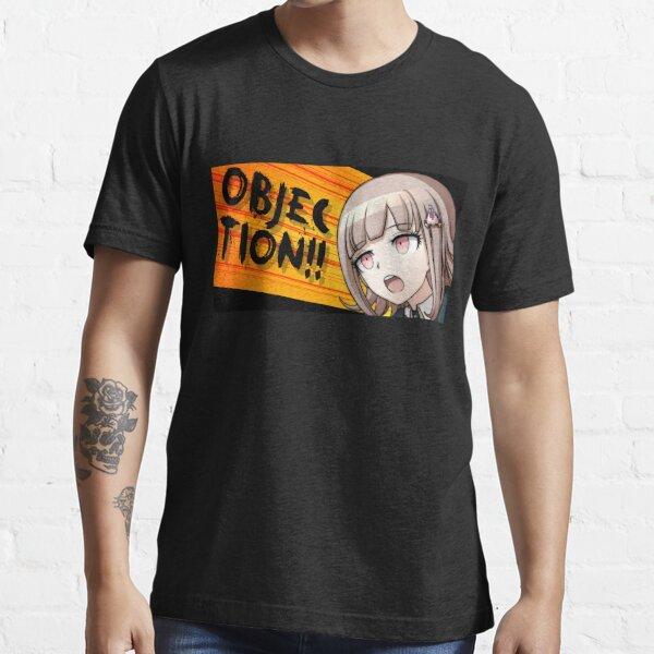 NANAMI CHIAKI-OBJECTION!! Essential T-Shirt