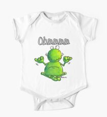Funny Yoga Frog Kids Clothes