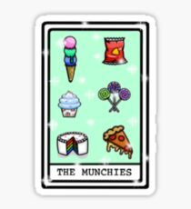THE MUNCHIES Sticker