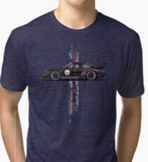 vintage racing Tri-blend T-Shirt