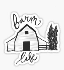Farm life Sticker