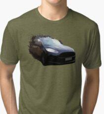 Automotive Splatter Tri-blend T-Shirt