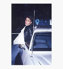 James Franco Photographic Print