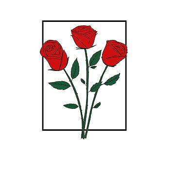 Rosen von genanne-art