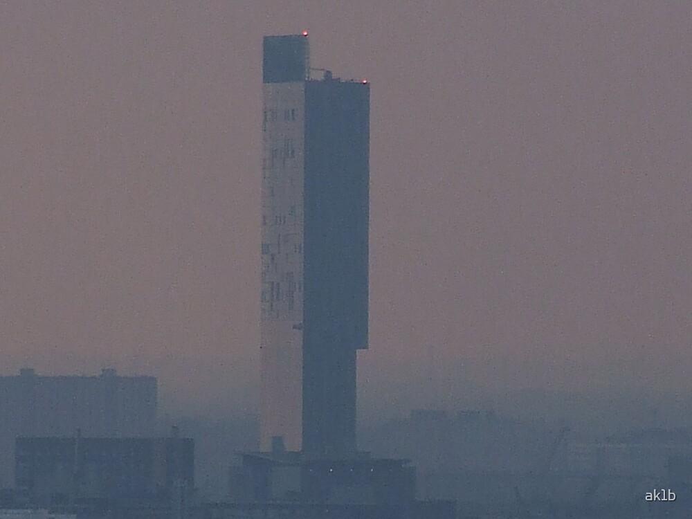 Beetham Tower by ak1b