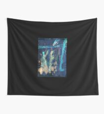 Katzen - 001 - On A Wire Wall Tapestry